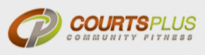 Courts Plus Logo
